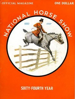 National Horse Show Logo